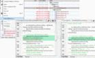 Screenshot ofAltova DiffDog Enterprise 2015