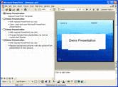 Bildschirmabzug von Aspose.Slides Product Family - .NET - V