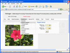 Screenshot ofVictor Image Processing Library - DLL / Static Linkable Library / Source code - V6.13