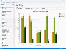 Screenshot ofCodejock Toolkit Pro - Visual C++ MFC - 2014