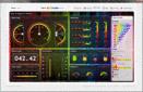 Captura de pantallaComponentArt Gauges for WPF