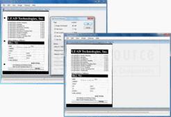 Captura de pantallaLEADTOOLS Document Imaging SDK - API, C++ Class Libraries, .NET, WPF/XAML, COM - V18