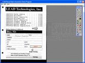 Captura de pantalla LEADTOOLS Document Imaging SDK - API, C++ Class Libraries, .NET, WPF/XAML, COM - V18