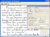 Captura de pantalla LEADTOOLS ICR Module - Module - V18