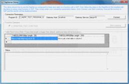 Screenshot ofERP (SAP) Integrator C++ Builder Edition - C++ Builder - V2