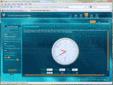 Captura de pantallaSyncfusion Essential Gauge for Silverlight