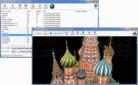 Screenshot ofVectorDraw File Converter